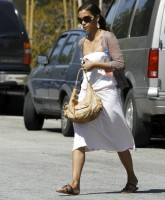 Halle Berry on the streets of Santa Monica