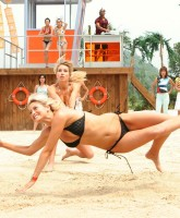 Holly Valance & Jaime Pressly   Sexy Fighters