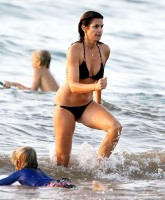 Cindy Crawford Beach