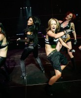 The Pussycat Dolls Rock the House