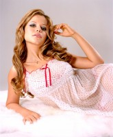 Tammin Sursok looks like a Doll