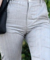 Mischa Barton shows Crotch and Ass in Tight Pants