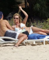 Nicollette Sheridan is SMOKIN