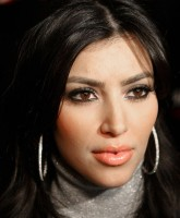 Kim Kardashian at Style Your Slim