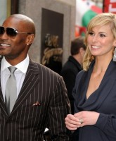 Niki Taylor Hangs with Tyson Beckford