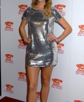 Stacy Keibler Shines in her Career & Dress