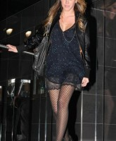 Haylie Duff on the Town