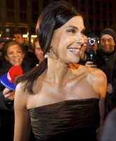 Teri Hatcher, the toast of Vienna Opera Ball