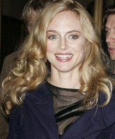 Heather Graham in Hollywood
