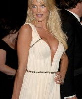 Victoria Silvstedts breasts are screaming