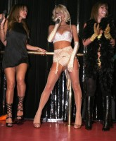 Paris Hilton Bares All