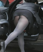 Lily Allens Cutest Upskirt Photos