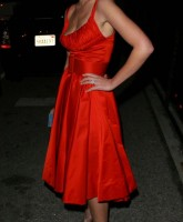 Katherine Heigl a Lady in Red