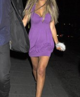 Chantelle Houghton Embassy Club in London