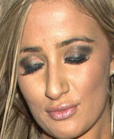 Chantelle Houghton rocks in the After Party too