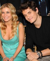 Carmen Electra and John Mayer