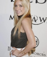 Kristin Cavallari shows her near Hour Glass Figure