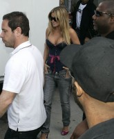 Carmen Electra in a Tight Squeeze!