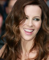 Kate Beckinsale appeared in David Lettermans Show