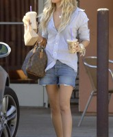 Ashley Tisdale Los Angeles