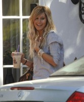 Ashley Tisdale Smells Better Now
