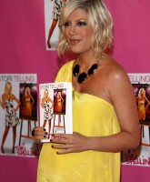 Tori Spelling launches new book sTori Telling