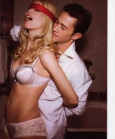 Claudia Schiffer Magazine Shoot