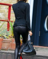 Victoria Beckham shows her Lady Bits