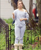 Hayden Panettiere showed cameltoe in new movie
