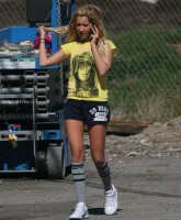 Ashley Tisdale the schoolgirl