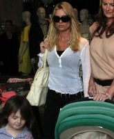 Nicollette Sheridan in LA