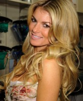 Marisa Miller presents swimwear collection