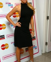 Aisleyne Horgan Wallace is not too fancy