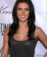 Audrina Patridge shines Two Lamps