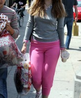 Mischa Bartons hot Pink Bottoms