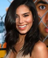 Roselyn Sanchez attends premiere