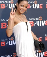 Christina Milian looking purttyyy in Miami