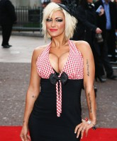 Jodie Marsh is out with the girls