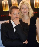 Gwyneth Paltrow promotes Iron Man in Rome