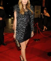 Mischa Barton attends MTV awards
