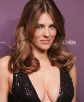 new Elizabeth Hurley photos