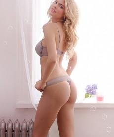 Gorgeous Kate Upton In Her Underwear