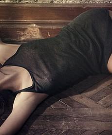 Alessandra Ambrosio Is All Woman