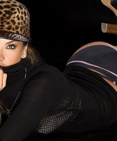 Sexy New Photo Shoot Of Alessandra Ambrosio