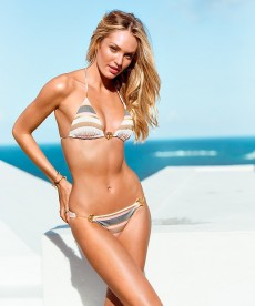 Candice Swanepoel Gets Hotter Every Time I See Her