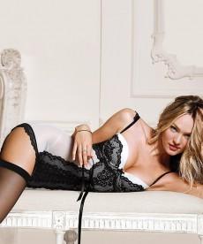 Super Sexy Candice Swanepoel Victoria's Secret Photos
