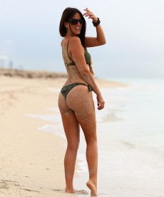 Claudia Romani Continues To Impress