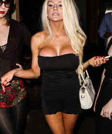 Courtney Stodden Would Be Much Prettier Without All The Makeup