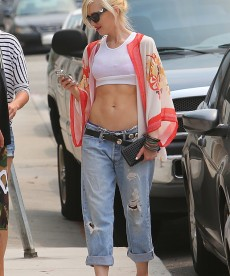Gwen Stefani Has A Killer Body