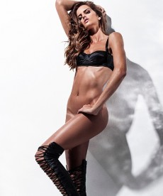 Super Sexy Izabel Goulart Lingerie Shoot